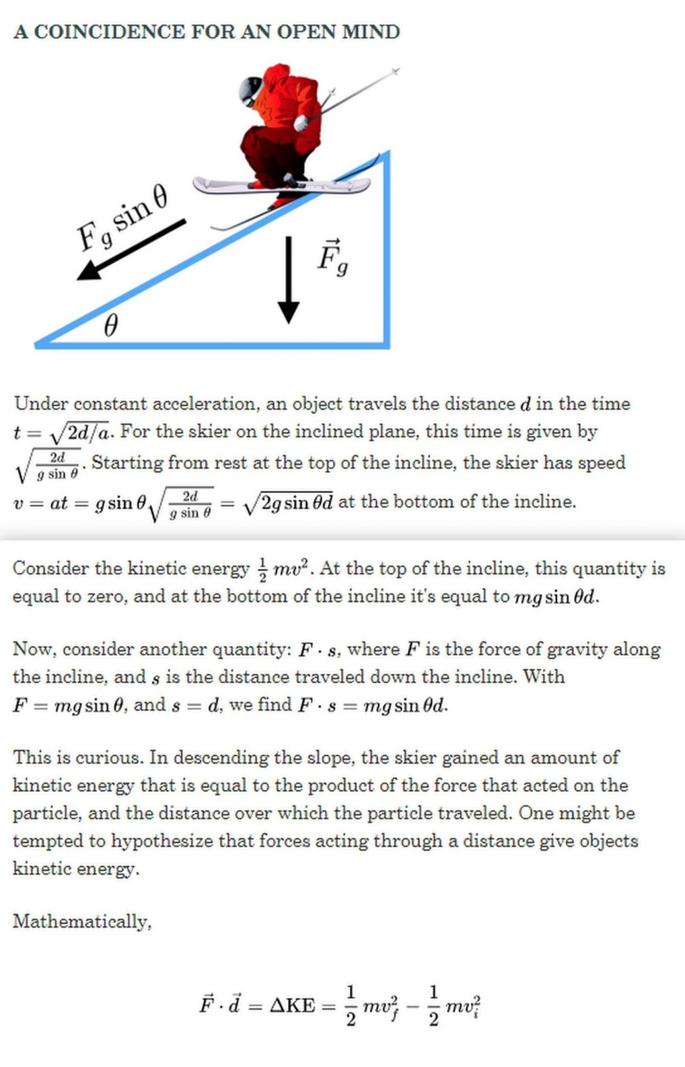 Conservation Of Mechanical Energy Worksheet