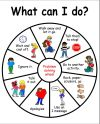 What can I do Problem solving wheel Coping strategies for kids