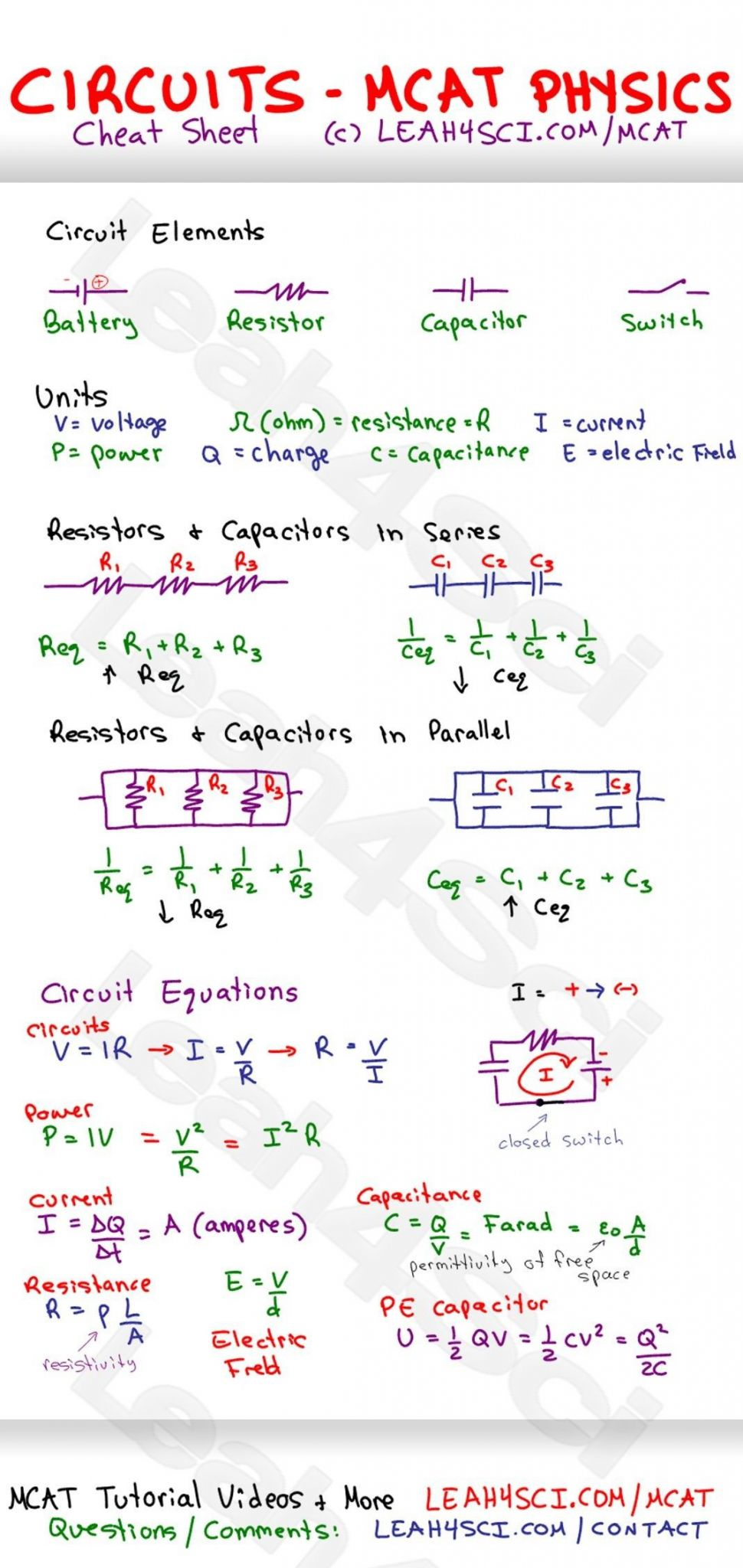 medium resolution of Electric Circuits And Electric Current Worksheet Answers - Nidecmege