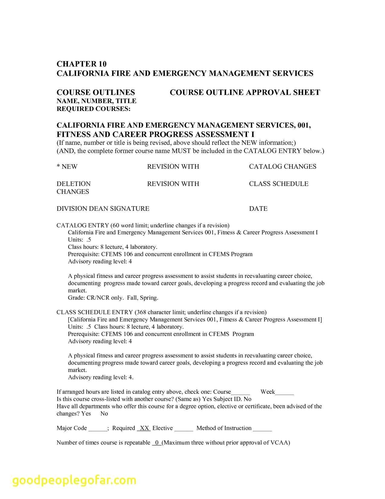 Entry Level Resume Worksheet
