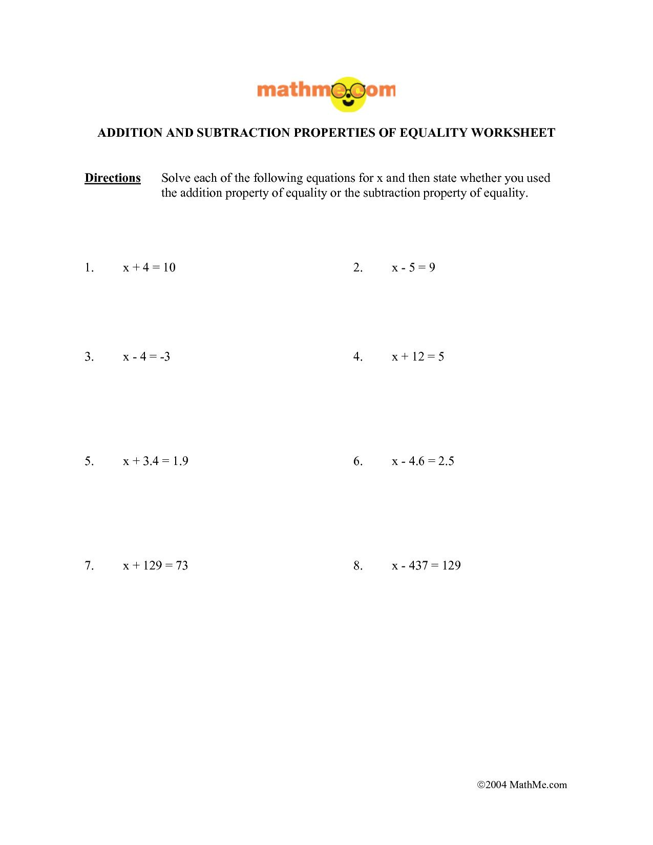 Factoring Using The Distributive Property Worksheet