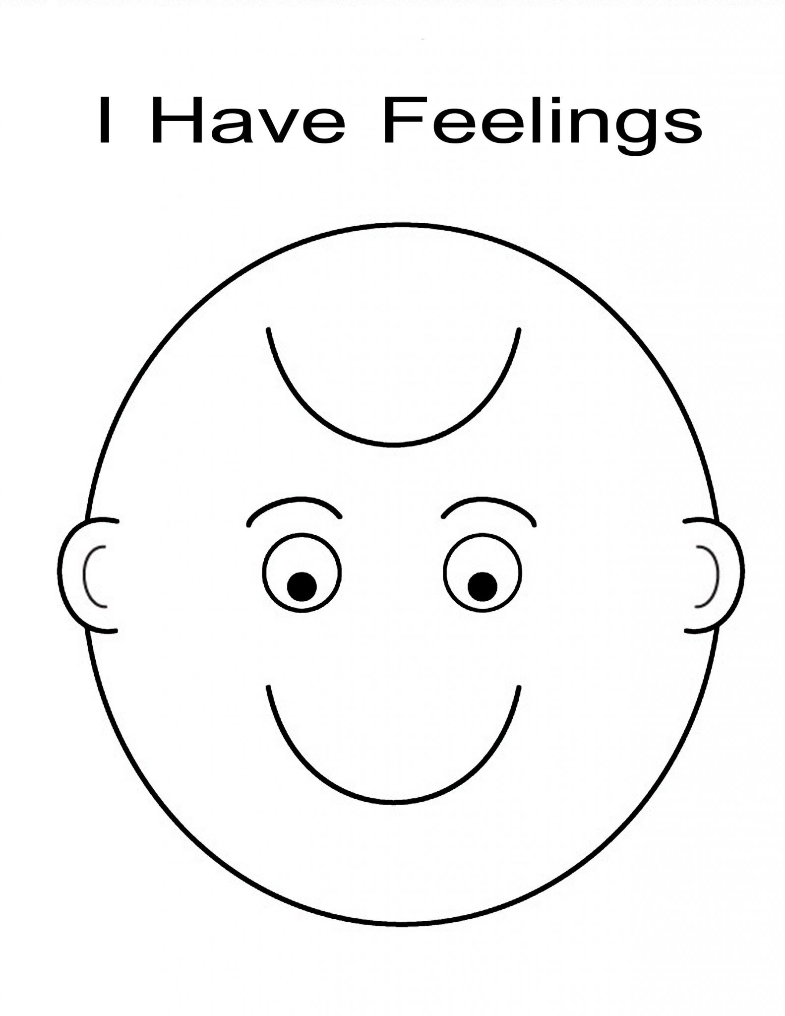 Feelings And Emotions Worksheets