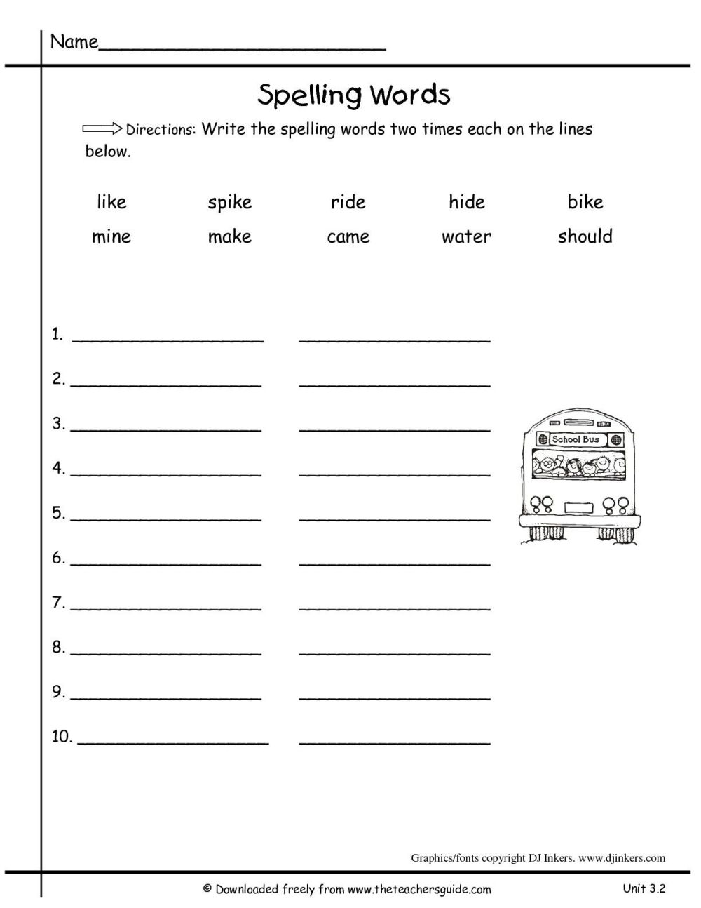 medium resolution of Polite Words Worksheet For First Grade   Printable Worksheets and  Activities for Teachers