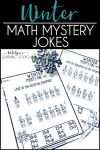 Fun Math Activity Worksheets Middle School Fresh Winter Math Worksheets