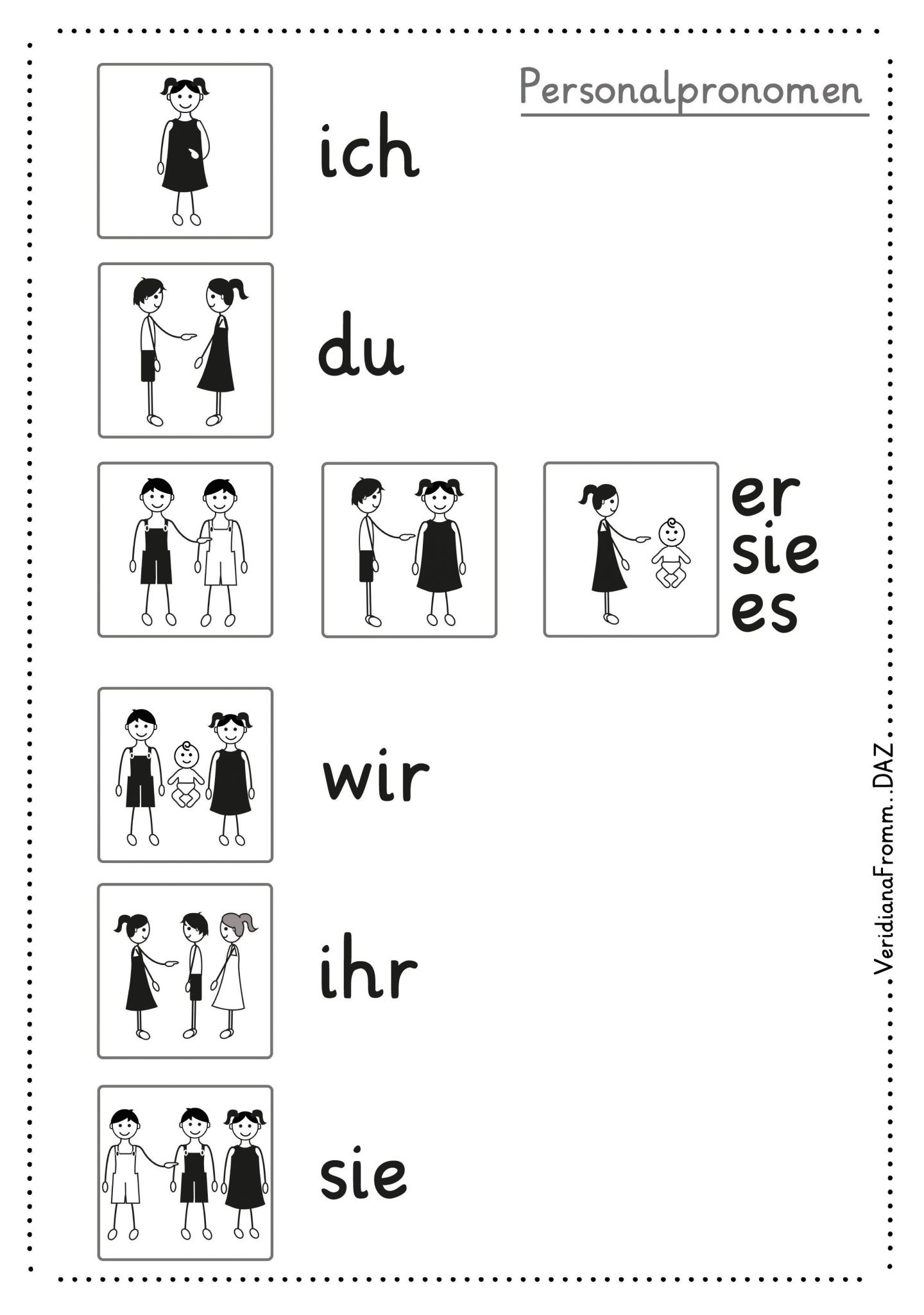 Gender Of Nouns In Spanish Worksheet