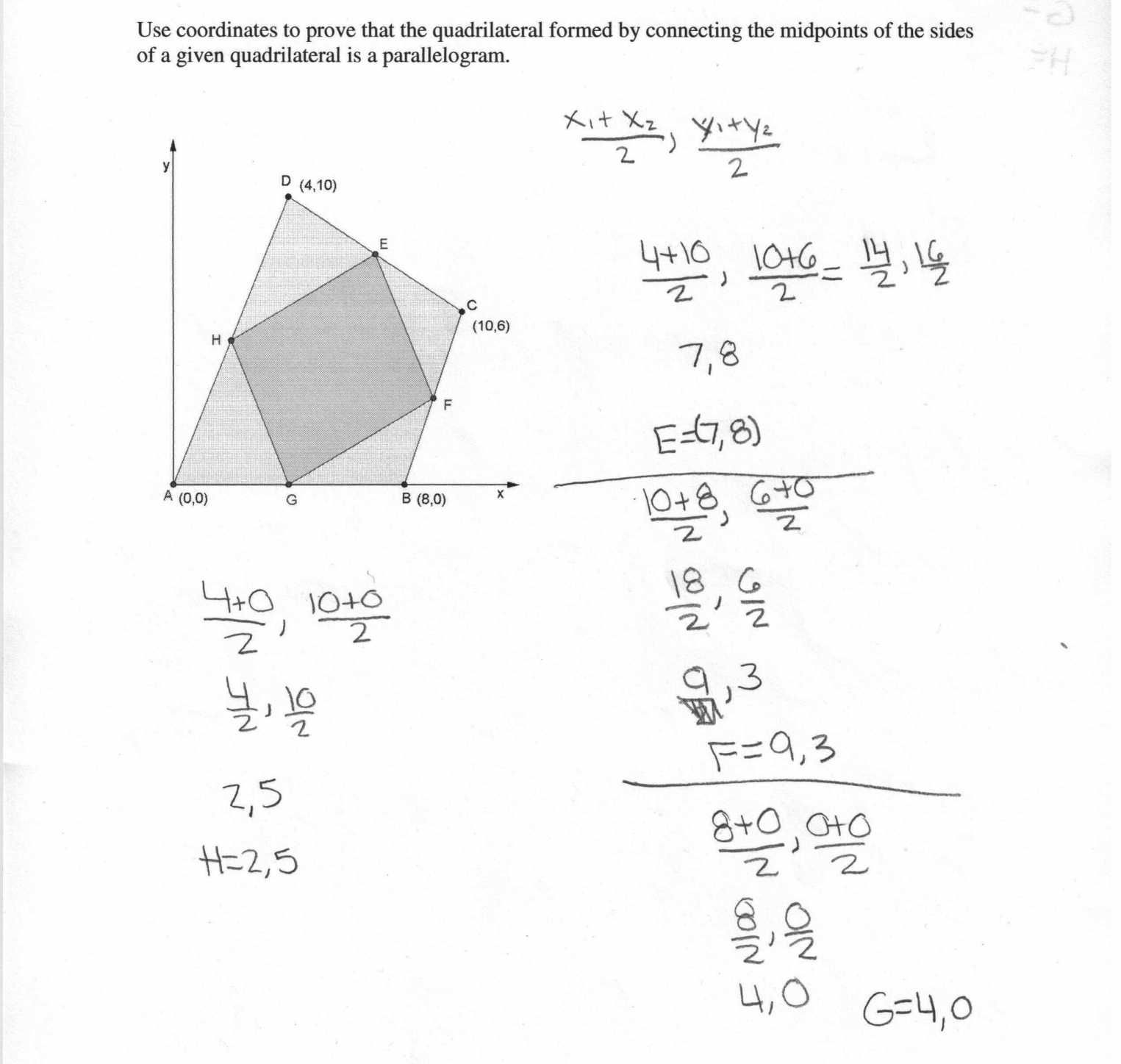 Geometry Cpctc Worksheet Answers Key