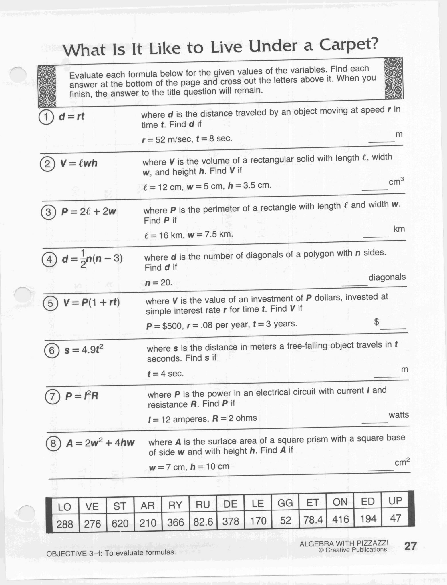 Grade 10 Algebra Worksheets