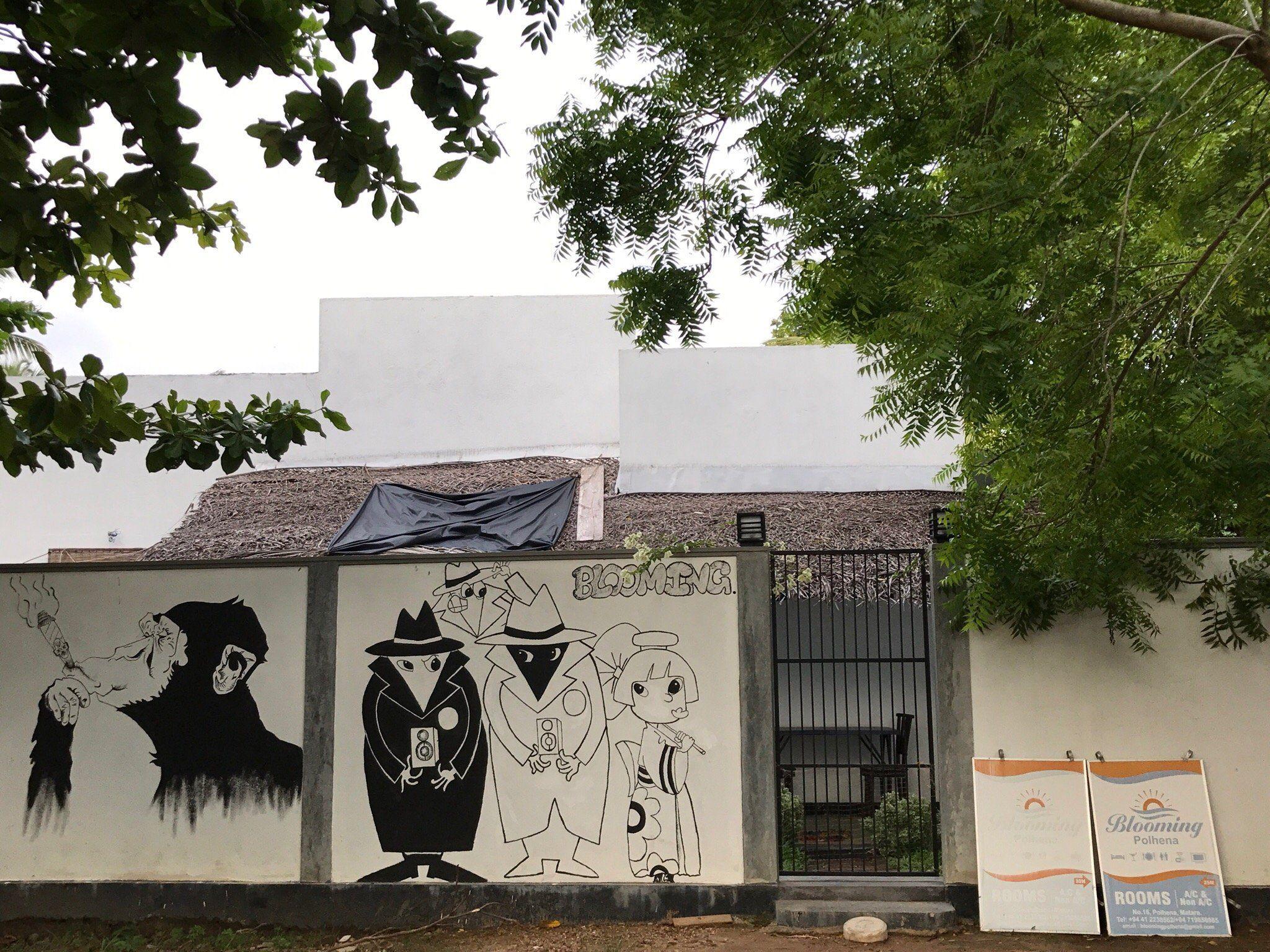 Graffiti Worksheet Answers