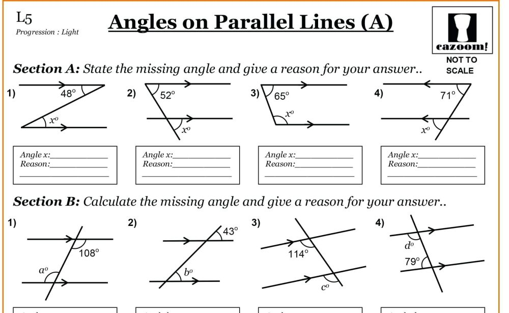 medium resolution of Naming Angles And Lines Worksheet   Printable Worksheets and Activities for  Teachers