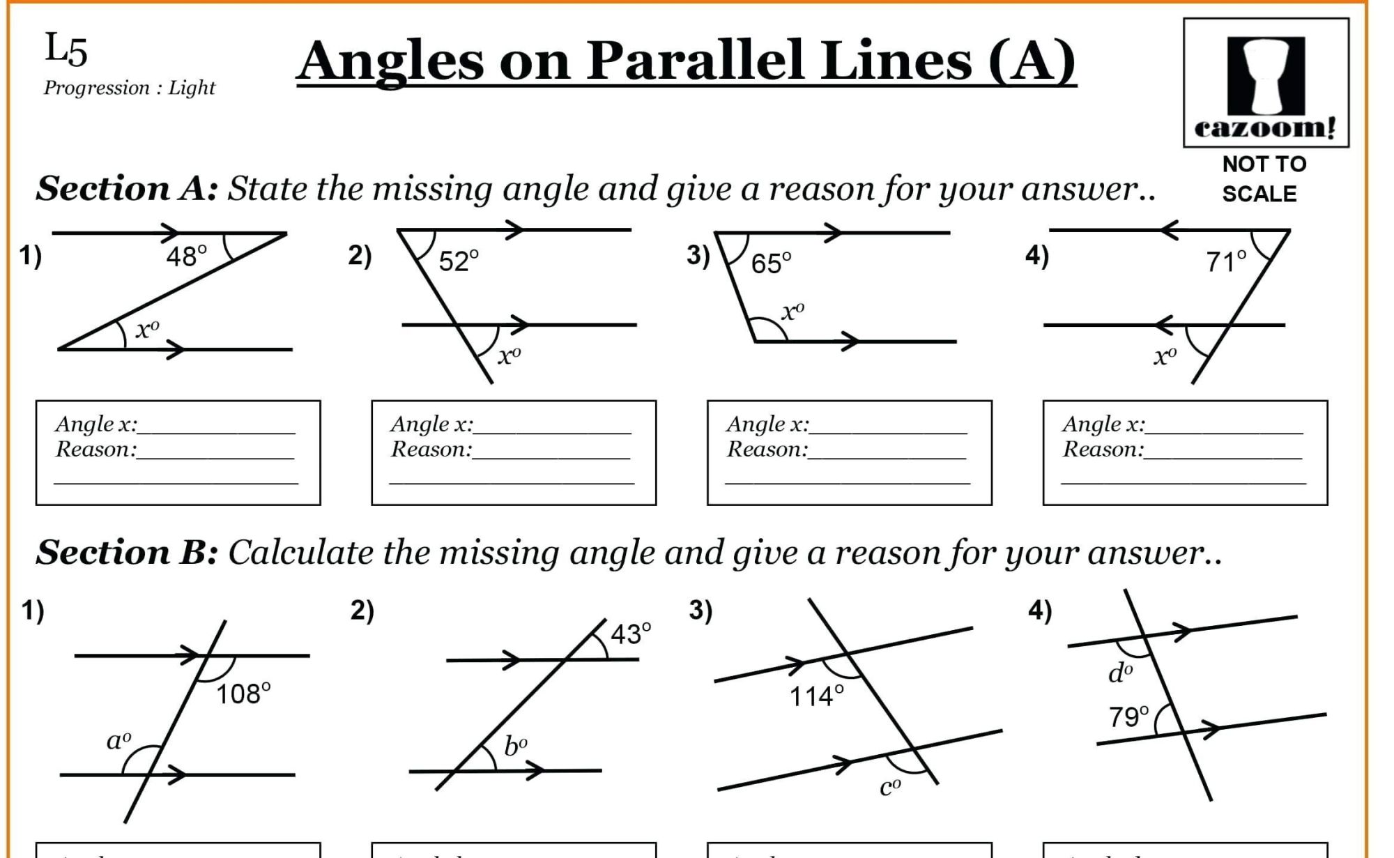 hight resolution of Naming Angles And Lines Worksheet   Printable Worksheets and Activities for  Teachers