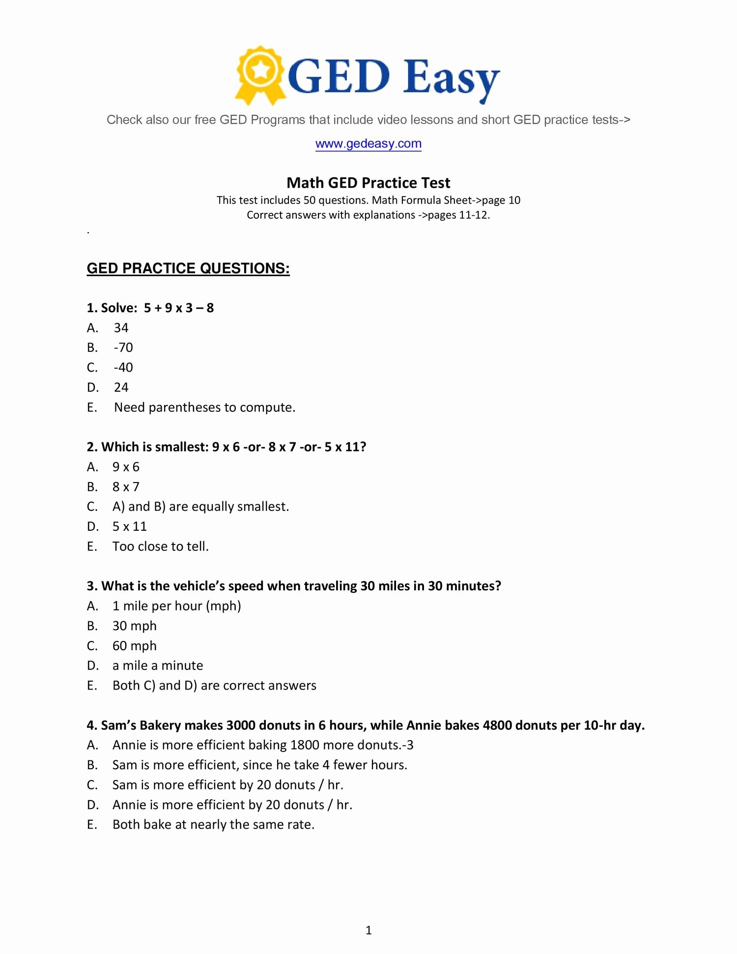 Mean Median Mode Range Worksheet