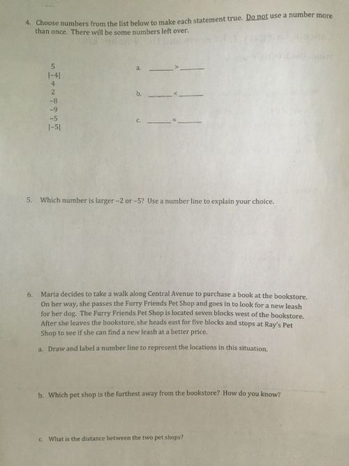 small resolution of Central Tendency Worksheet   Printable Worksheets and Activities for  Teachers
