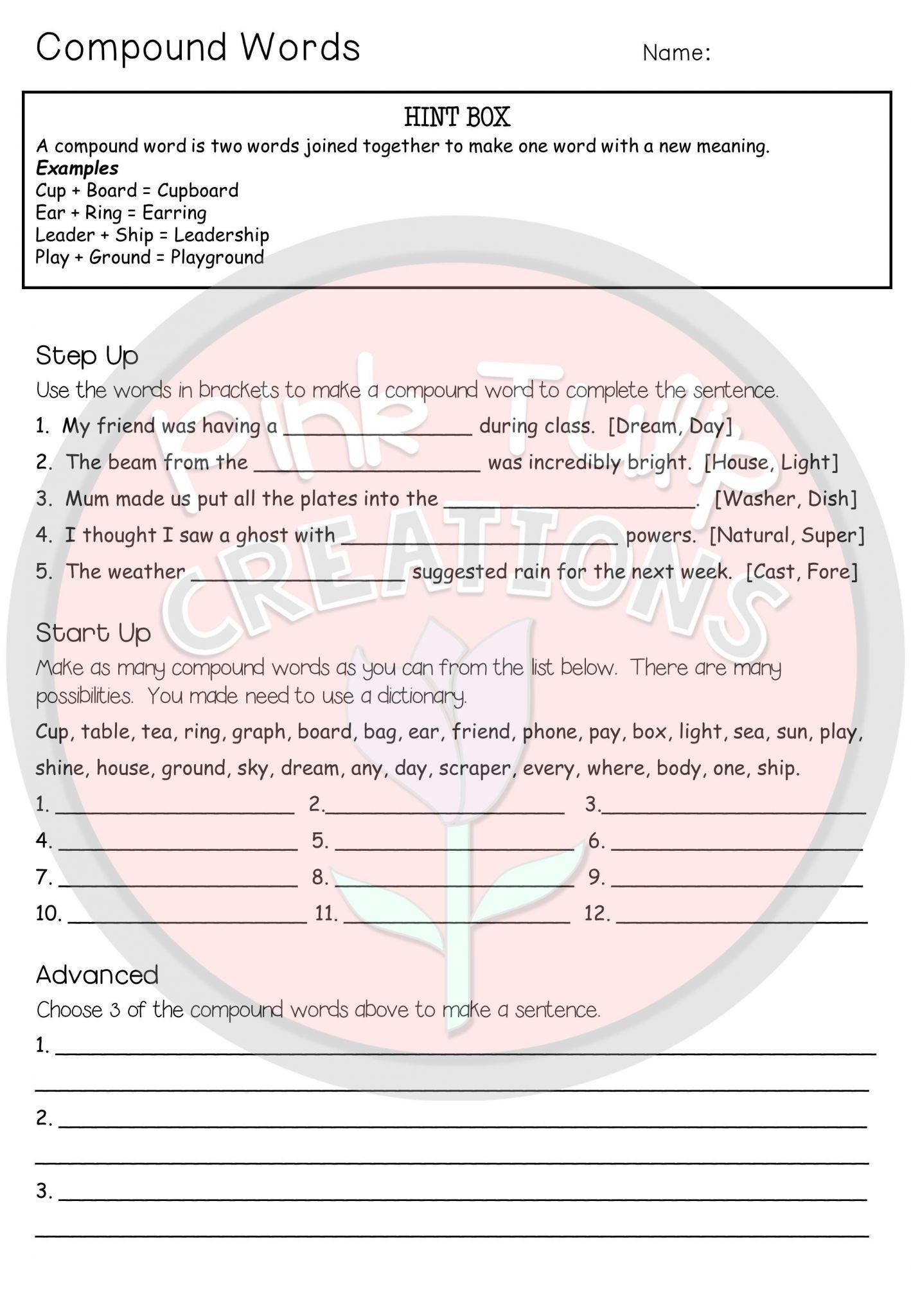 Mitosis Worksheet Answers
