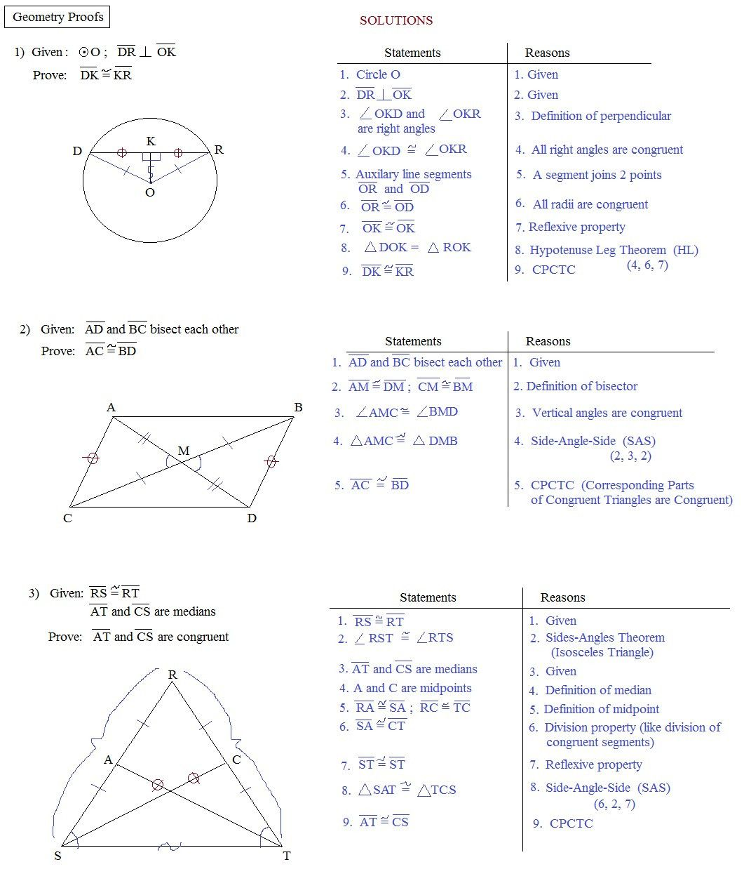 hight resolution of Geometric Proofs Worksheet With Answers - Nidecmege