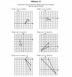 Math Aids Worksheets Dilations   Printable Worksheets and Activities for  Teachers [ 1584 x 1224 Pixel ]