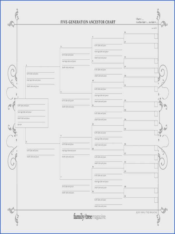 Pedigree Analysis Worksheet