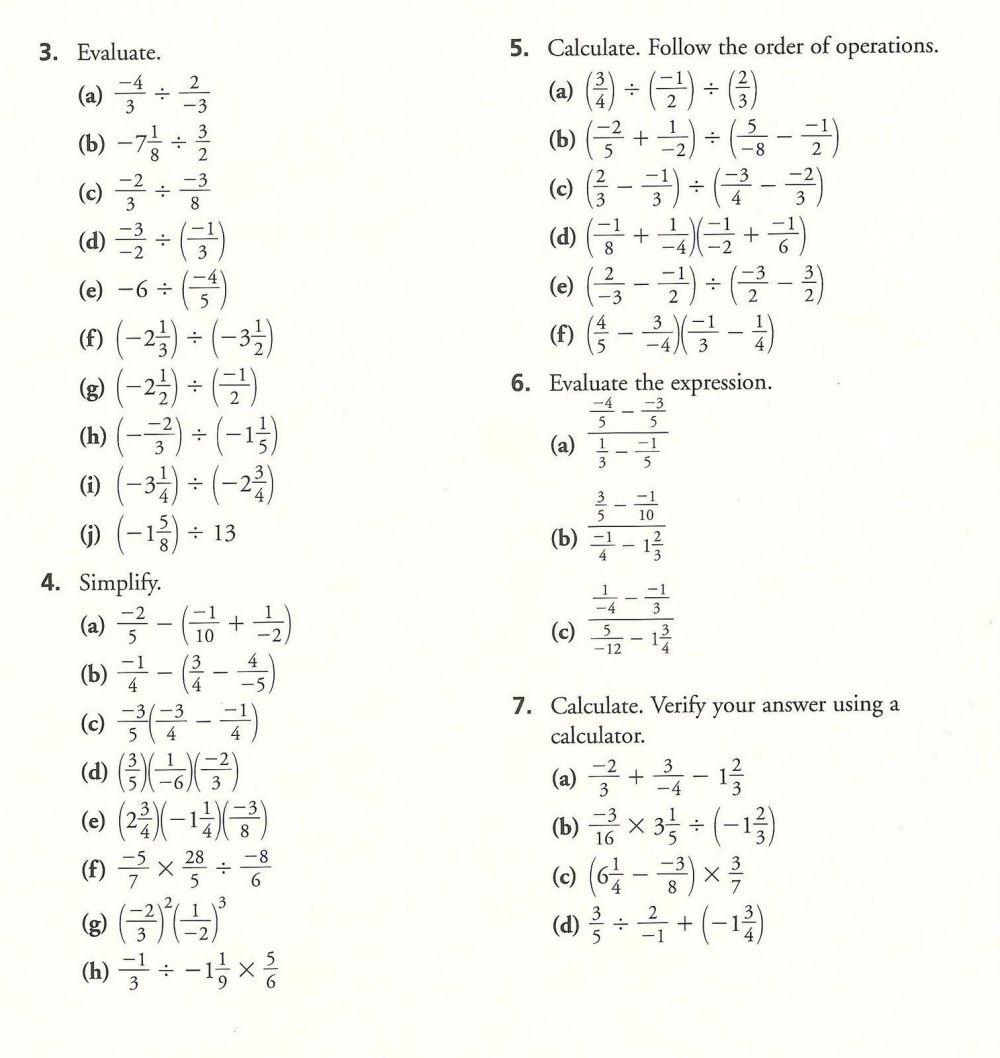 medium resolution of Algebraic Equations Order Of Operations Worksheet   Printable Worksheets  and Activities for Teachers