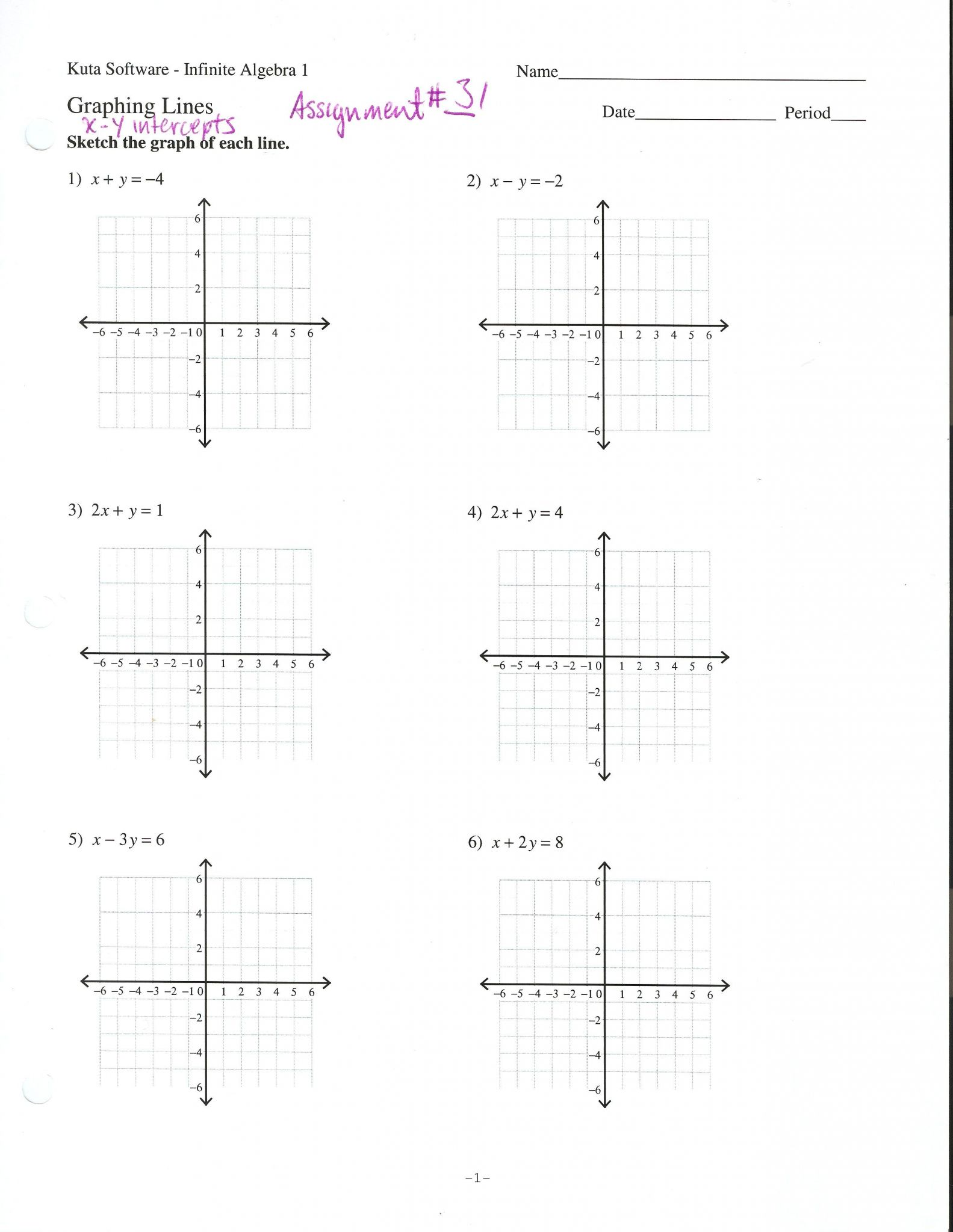 Pre Lab Activity Worksheet Answers