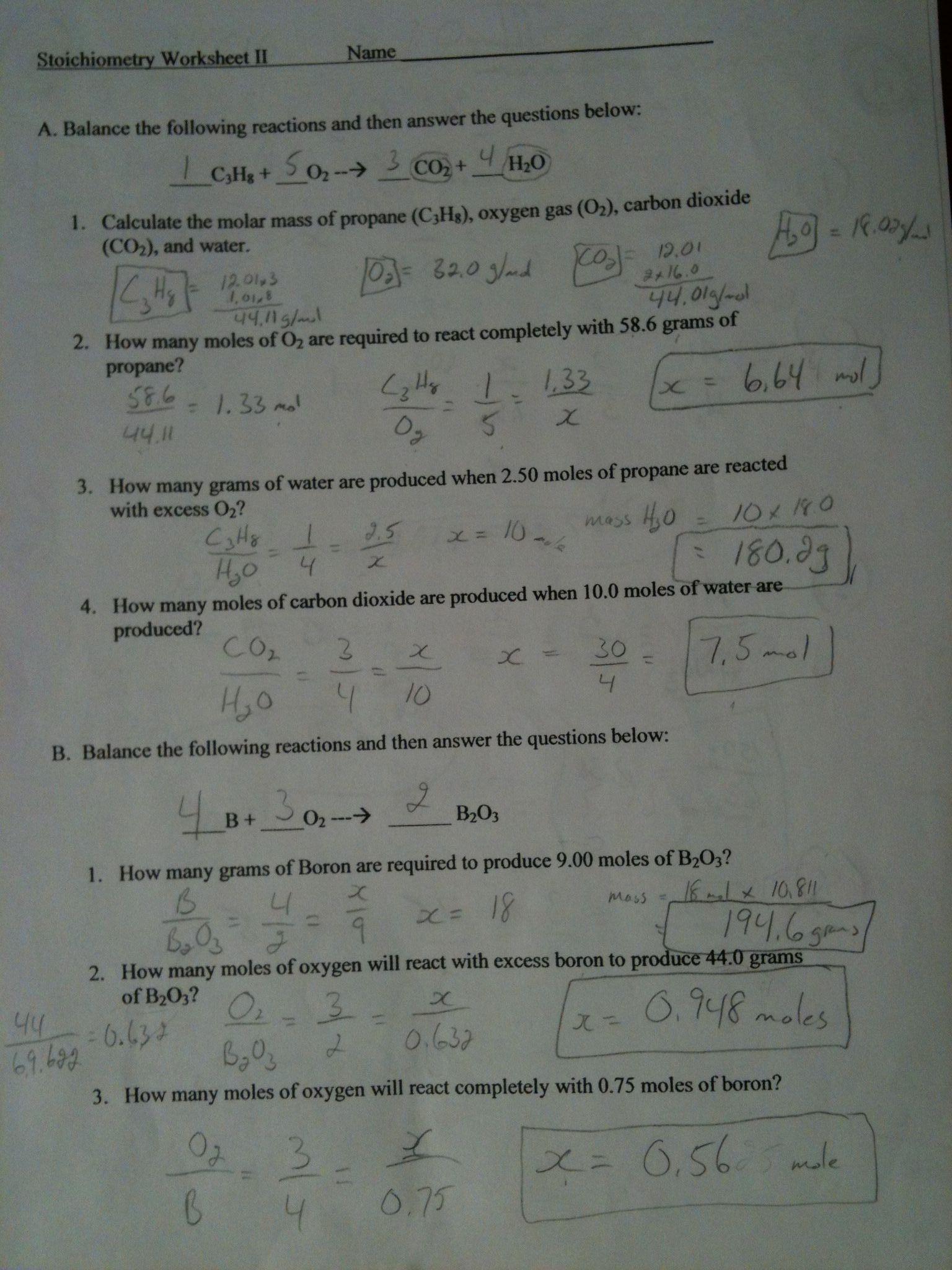 Pressure Conversions Chem Worksheet 13 1