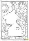 Color and Cut Worksheets Dot Art Coloring Pages Printable Dot to Dot Worksheets Emerging 0d