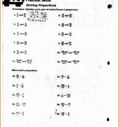 Understanding Ratio Proportion Worksheet   Printable Worksheets and  Activities for Teachers [ 2048 x 1649 Pixel ]