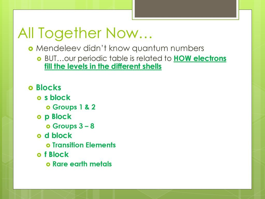 33 Quantum Numbers Practice Worksheet