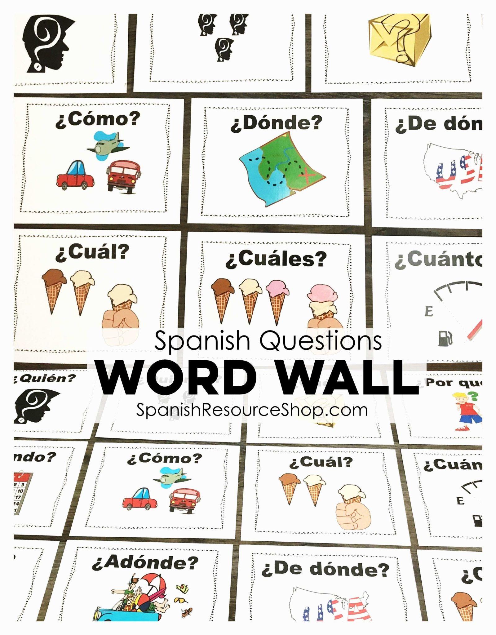 Reflexive Verbs Spanish Worksheet