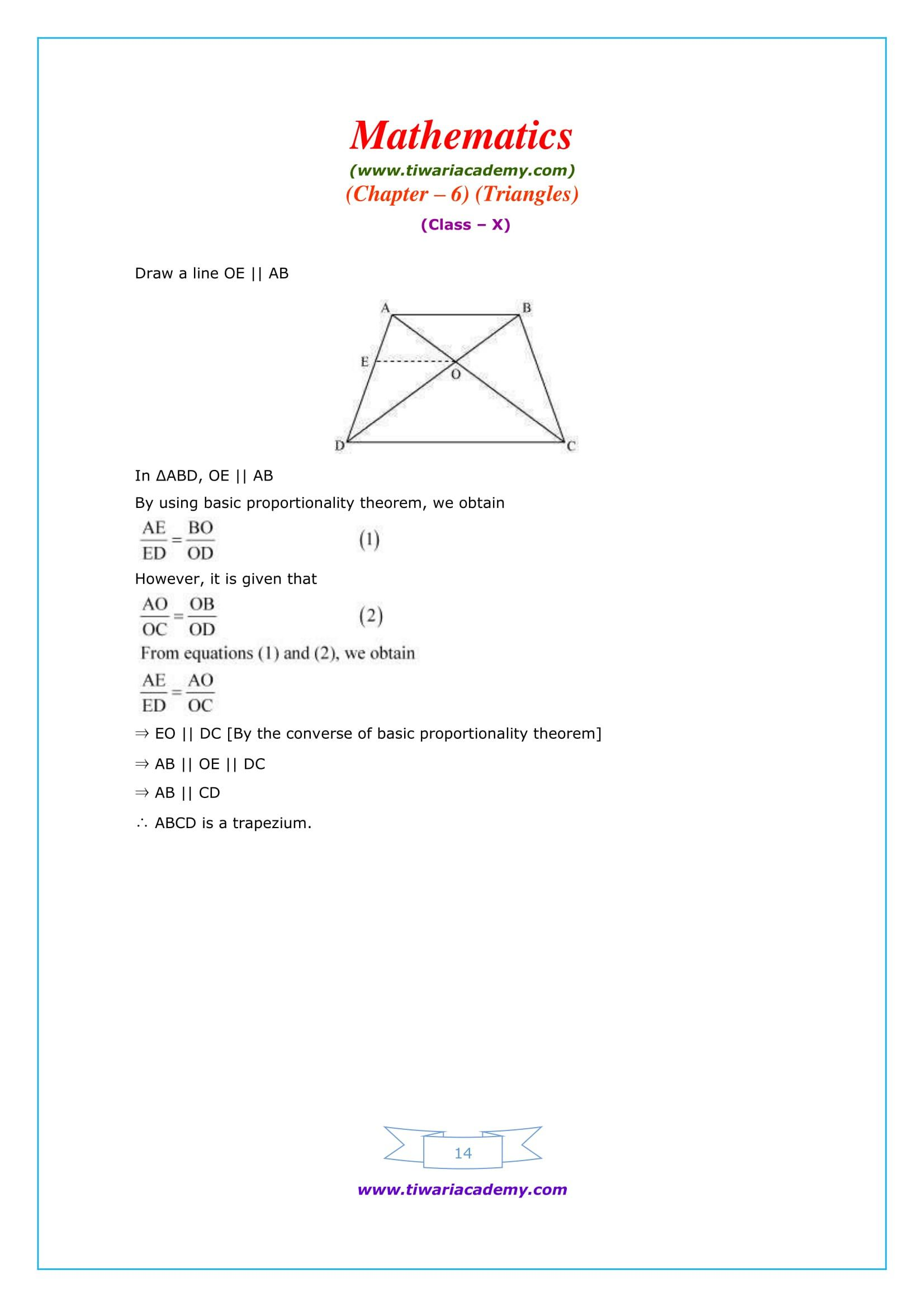 Rhombi And Squares Worksheet Answers