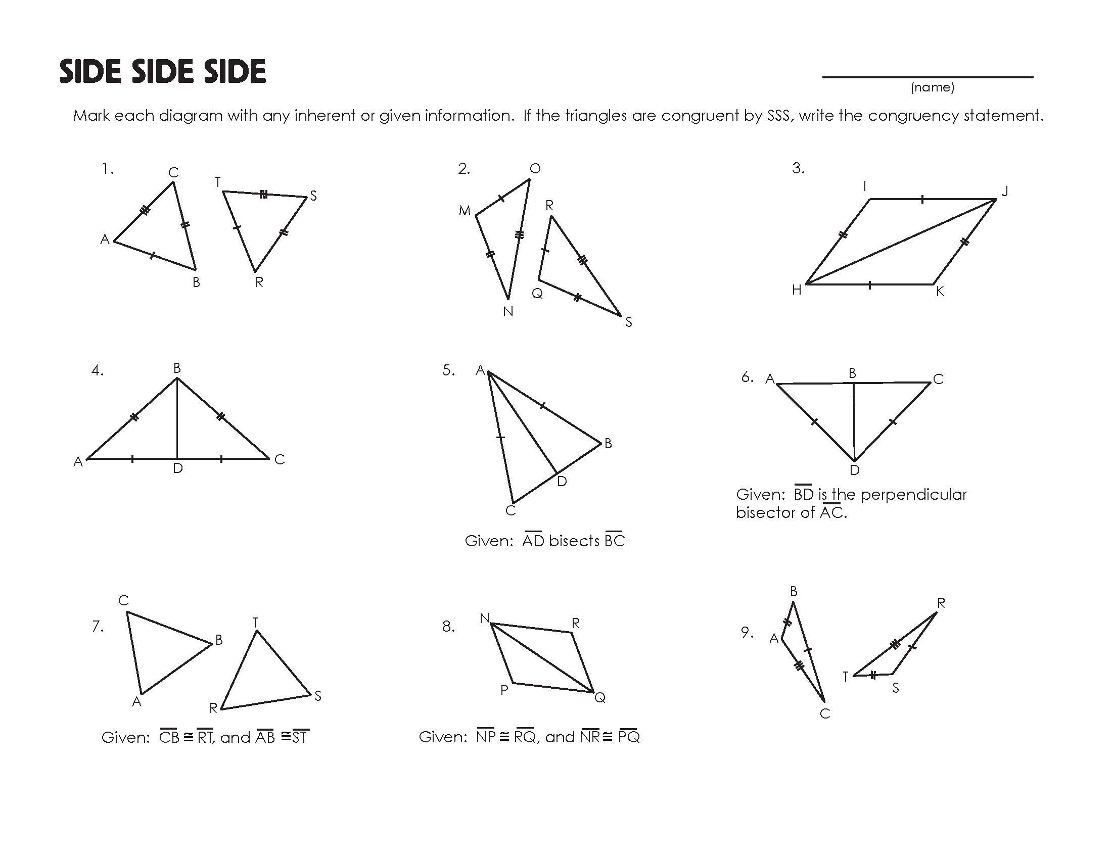 Right Triangle Trig Finding Missing Sides And Angles