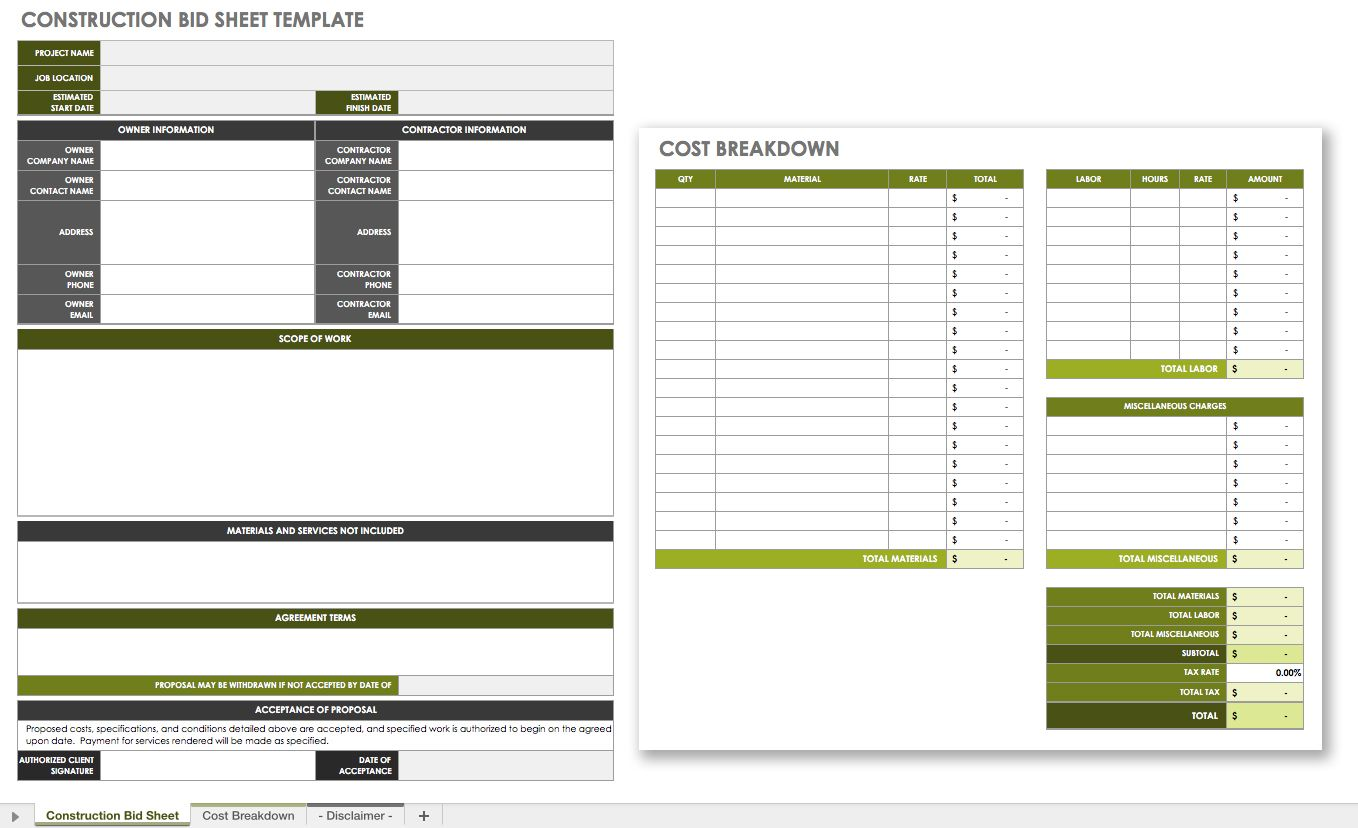 Sales Pre Call Planning Worksheet