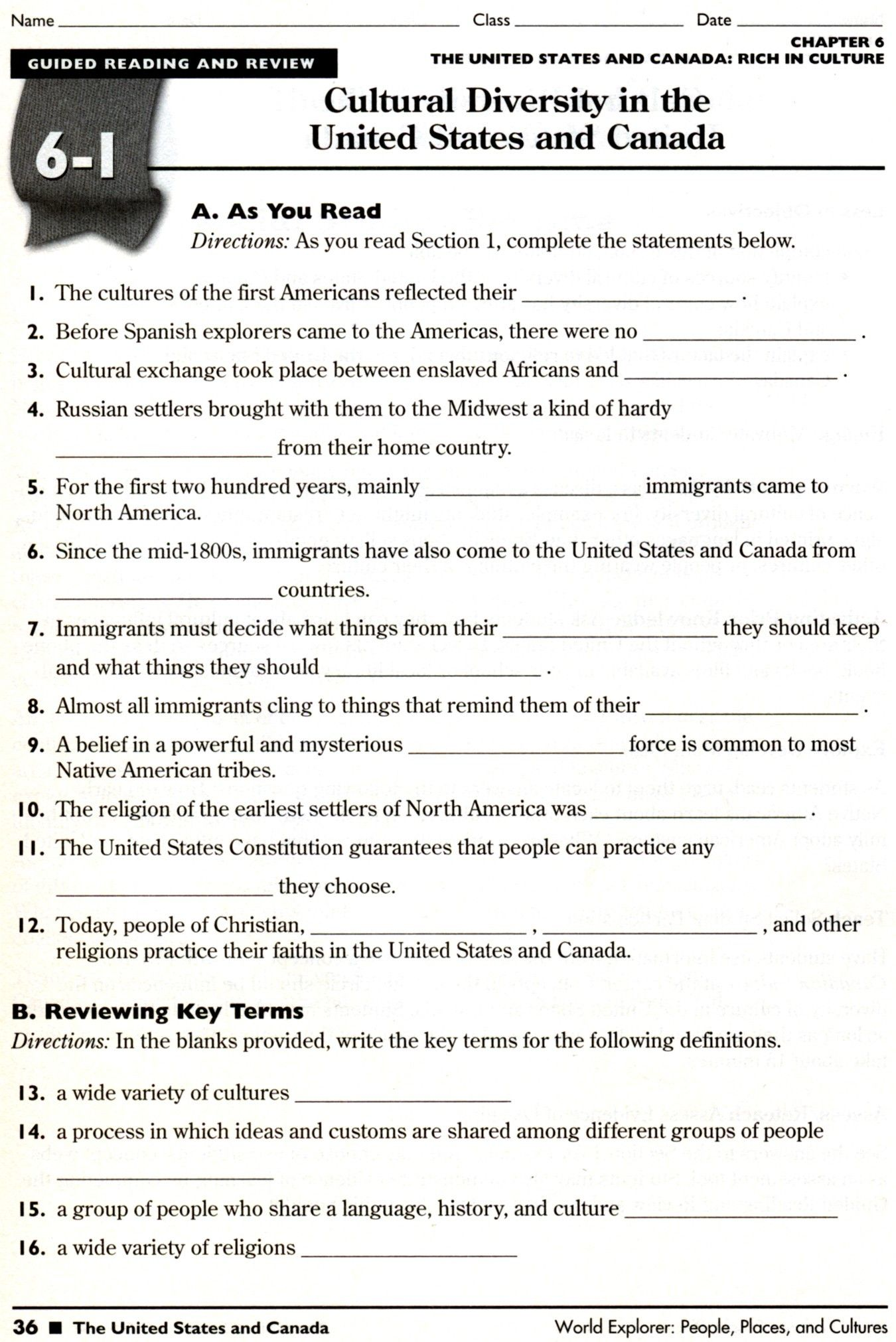 7th Grade Money Worksheet