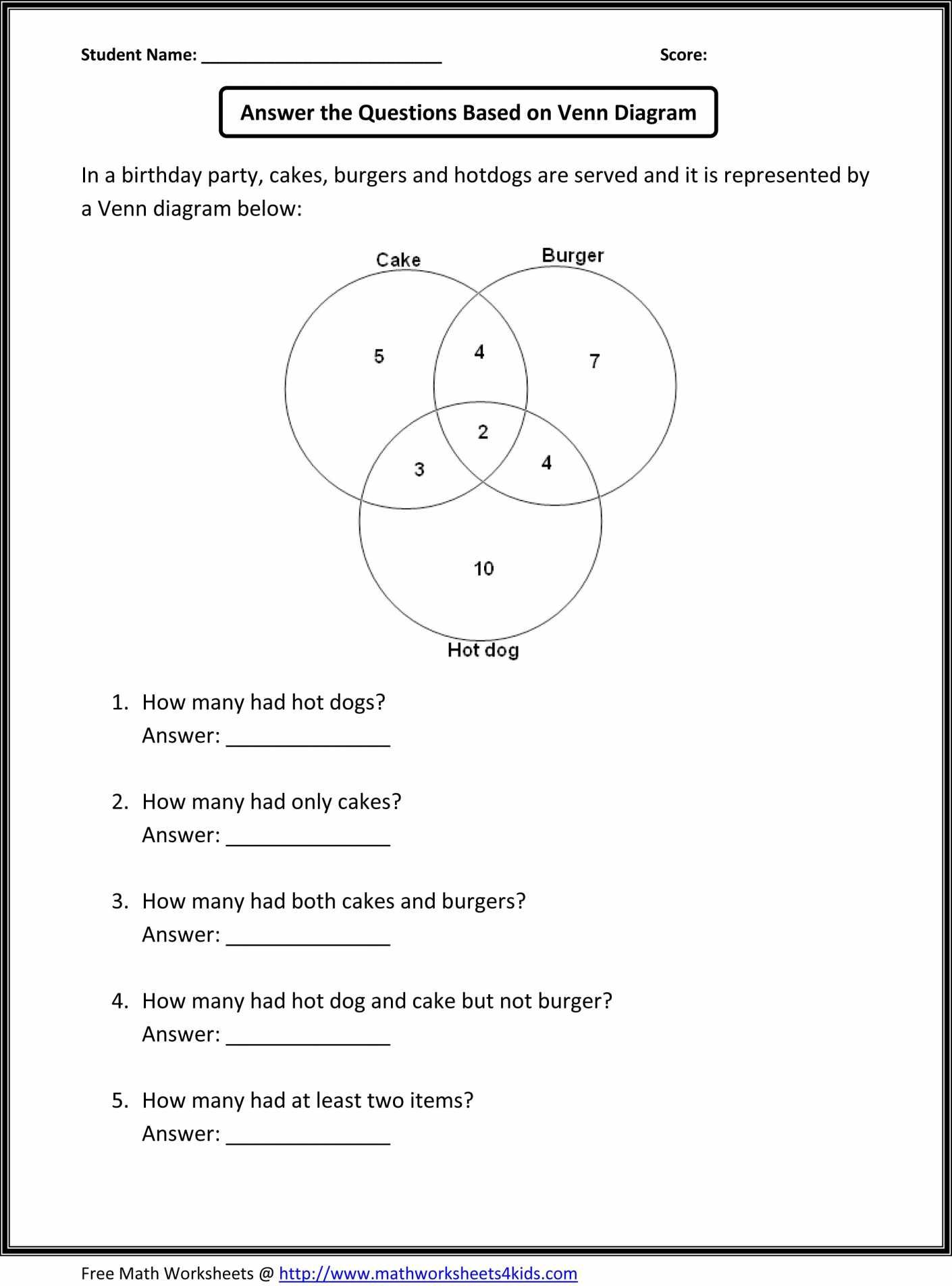 Similar Polygons Worksheet Answer Key