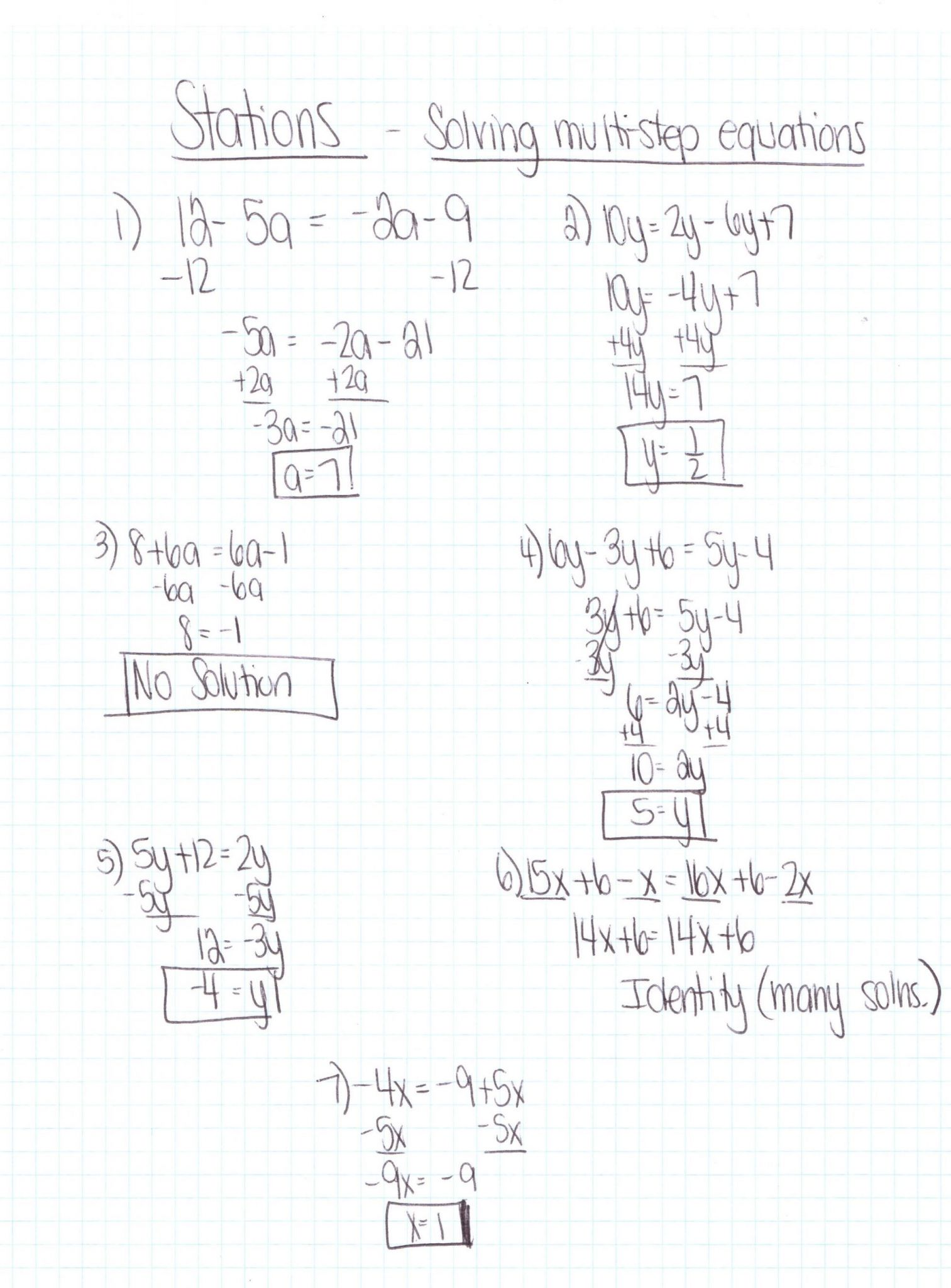hight resolution of Mixed Equations Worksheet   Printable Worksheets and Activities for  Teachers