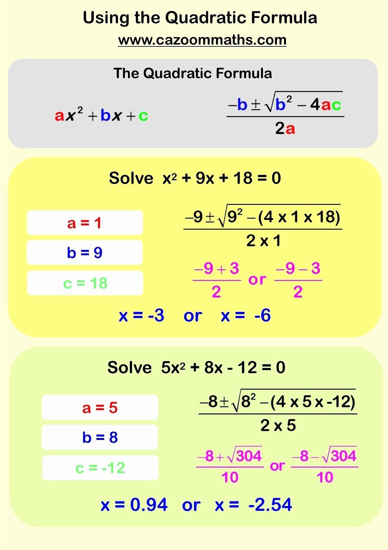 Solving Problems Algebraically Worksheet Answers