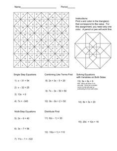 Solving Two Step Equations Worksheet Answer Key
