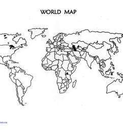 Blank Map Of Spanish Speaking Countries - World Map Atlas [ 1275 x 1650 Pixel ]