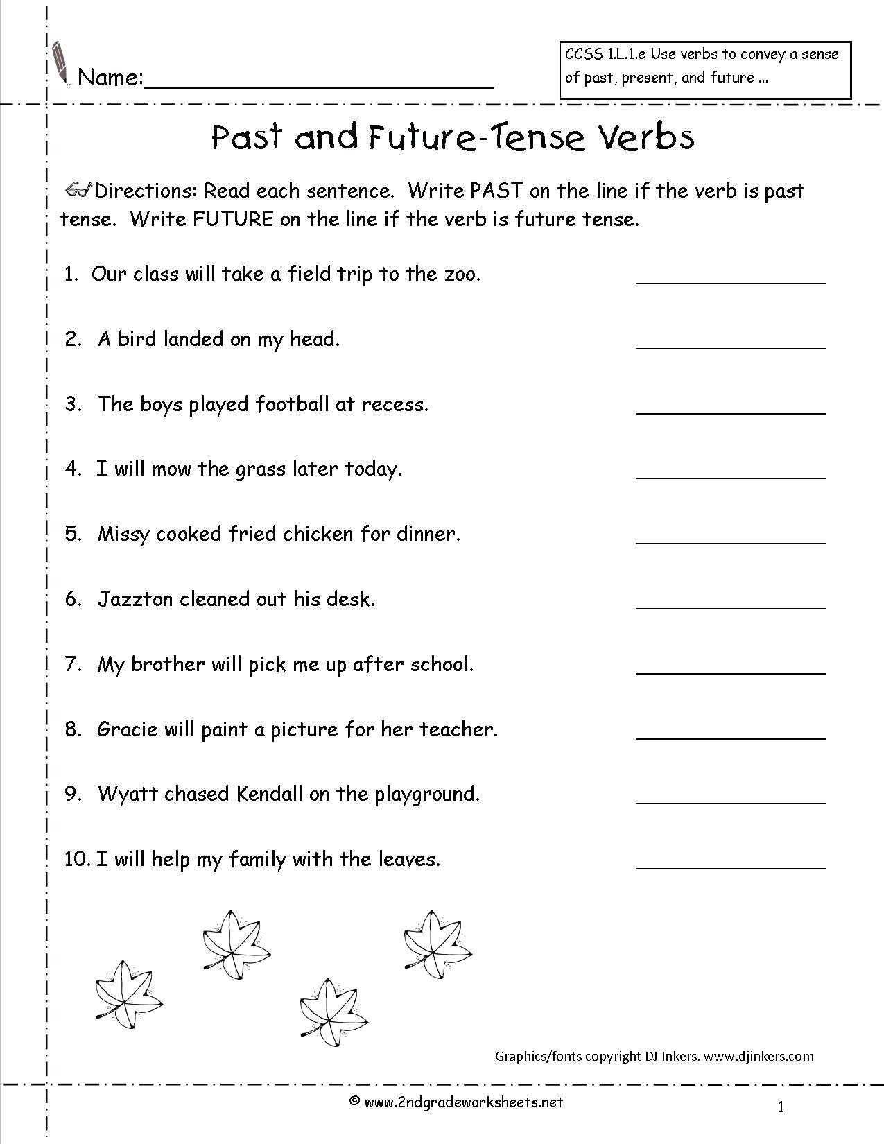 Standard Notation Worksheet