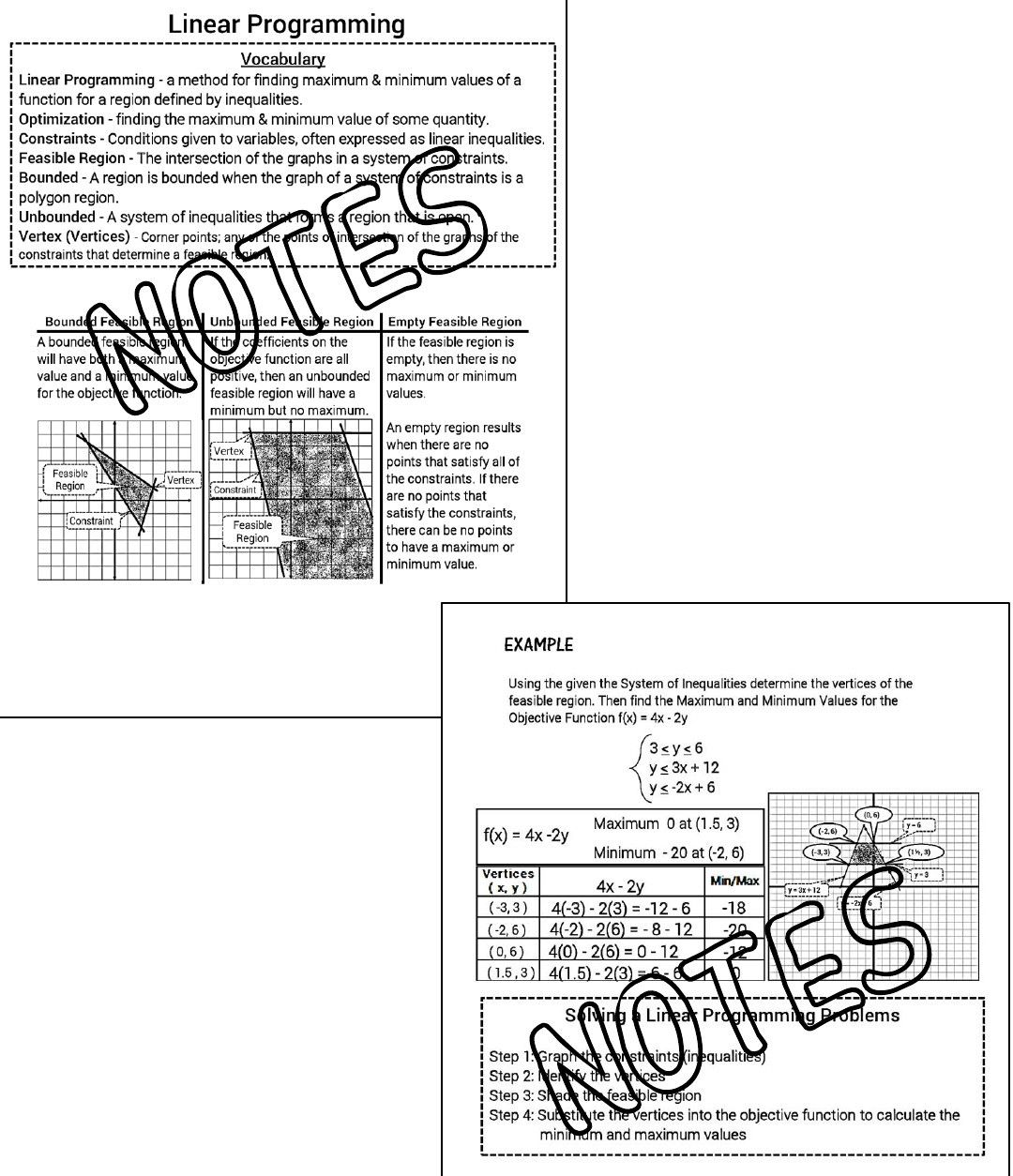 Step 4 Worksheet