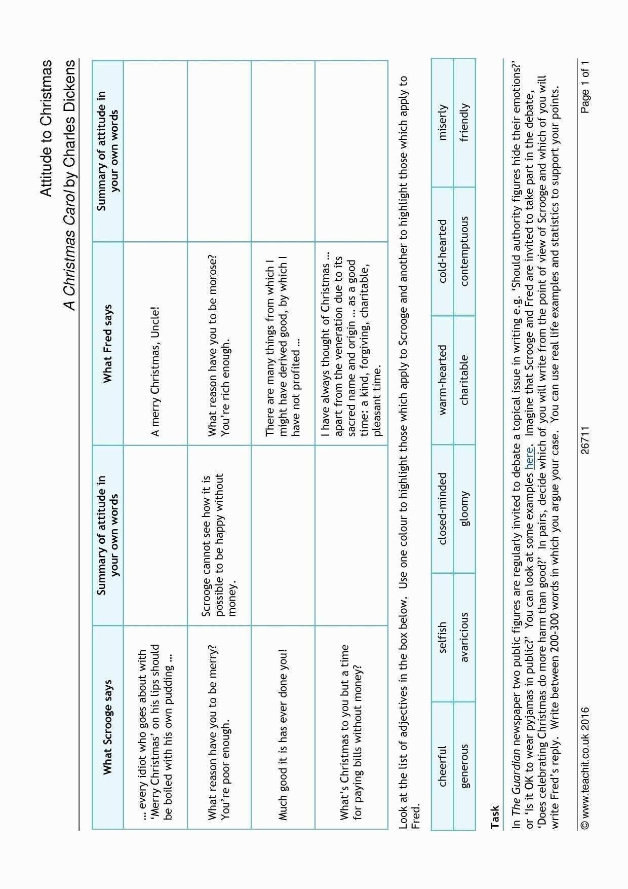 Stock Options Worksheet