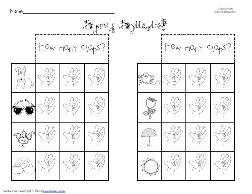 small resolution of Open Syllable Worksheets   Printable Worksheets and Activities for  Teachers