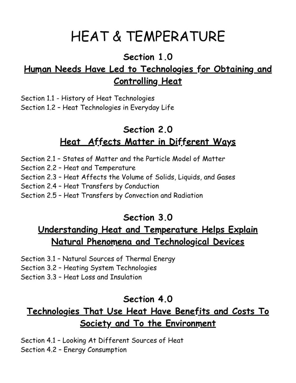 medium resolution of Change Thermal Energy Worksheet   Printable Worksheets and Activities for  Teachers