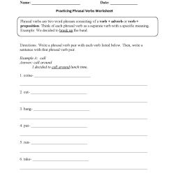 6th Grade Transitive Verb Worksheets   Printable Worksheets and Activities  for Teachers [ 1662 x 1275 Pixel ]