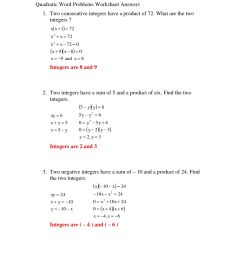 Quadratic Formula Worksheet Puzzles   Printable Worksheets and Activities  for Teachers [ 1650 x 1275 Pixel ]