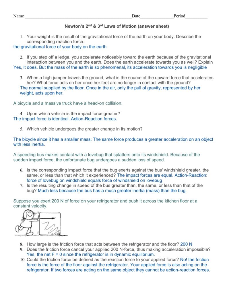 hight resolution of 33 Acceleration Problems Worksheet Answer Key - Free Worksheet Spreadsheet