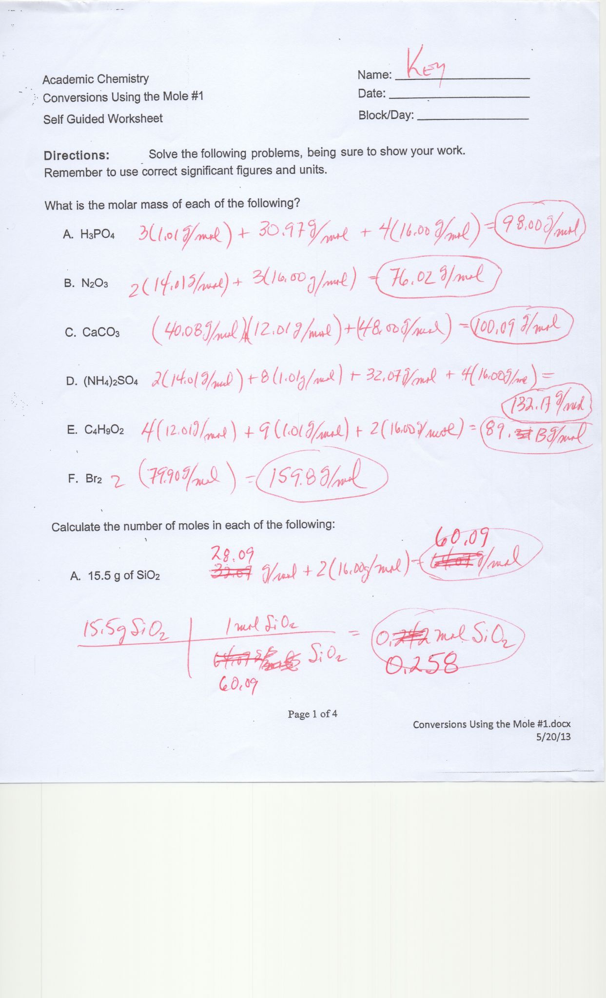 Writing Binary Formulas Worksheet Page 54 Printable