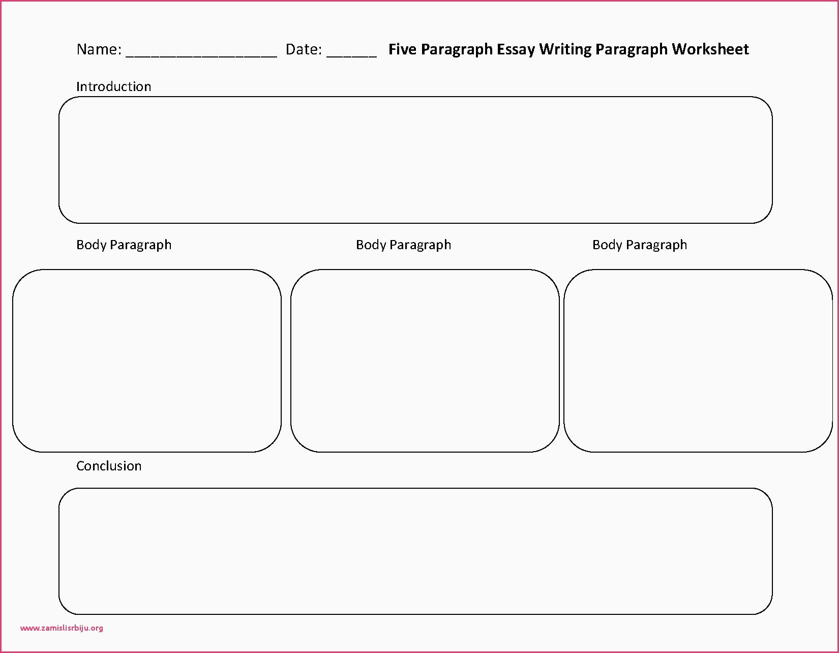 Writing Prompt Worksheets
