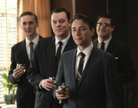 Mad Men Boys - AMC