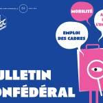 Le bulletin confédéral n°64 de la CFE-CGC