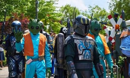 Voici les premières images du parc Star Wars à Disneyland, enfin ouvert au public
