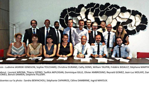 Les Représentants du Personnel de la Caisse Régionale Brie Picardie